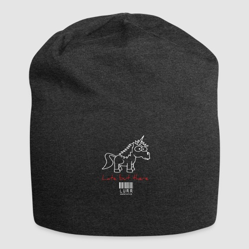 lurr unicorn - Jersey Beanie
