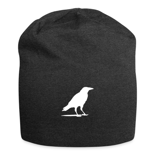 OTB Crow Logo - Jersey Beanie