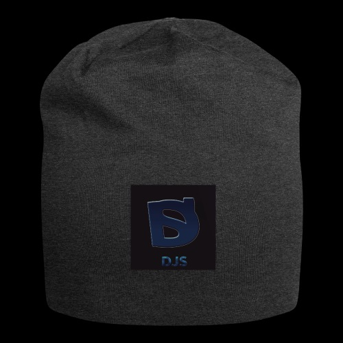 DJS_Logo - Jersey Beanie