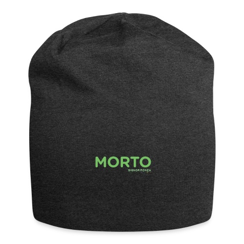 MORTO - Beanie in jersey