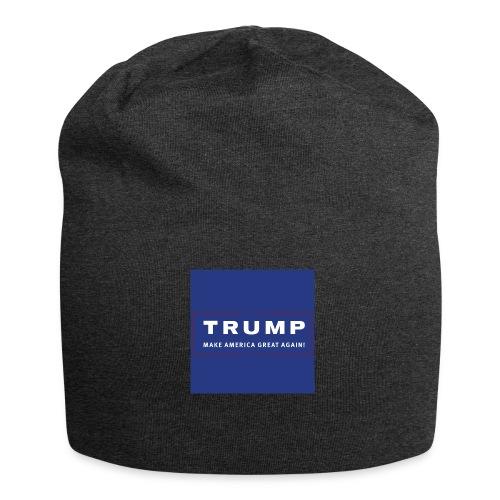 Donald Trump - solidair met de USA - Jersey-Beanie