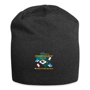 Do You Even Crowdsource? - Jersey Beanie