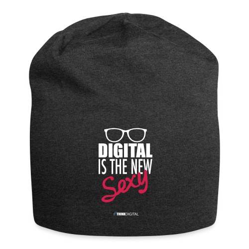 DIGITAL is the New Sexy - Lady - Beanie in jersey