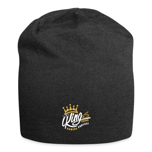 That King Thing Logo - Jersey Beanie