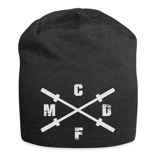 CFMD Crossed Barbells hell - Jersey-Beanie