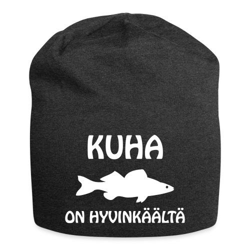 KUHA ON HYVINKÄÄLTÄ - Jersey-pipo