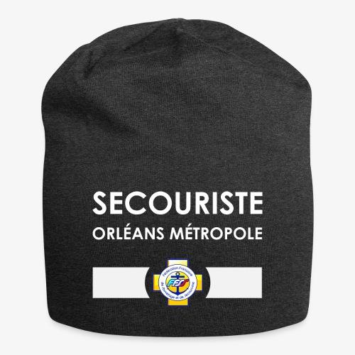 Gamme Secouriste FFSS - Bonnet en jersey