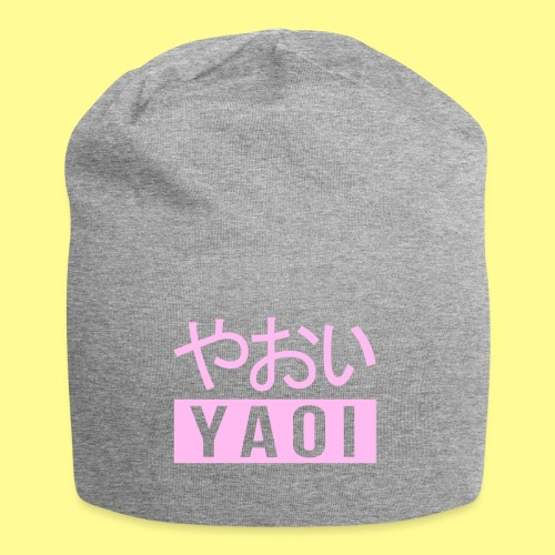 Pink Yaoi やおい - Beanie in jersey