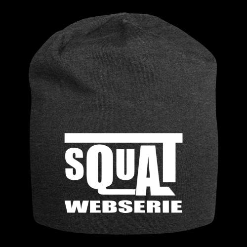 SQUAT WEBSERIE - Bonnet en jersey