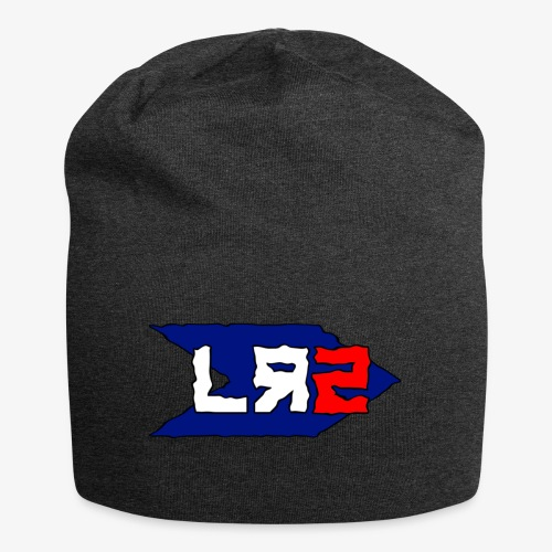 LR2 Logo Only - Jersey Beanie