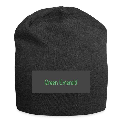 Green emerald - Jersey Beanie