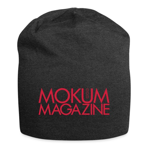 Mokum Magazine logo - Jersey-Beanie