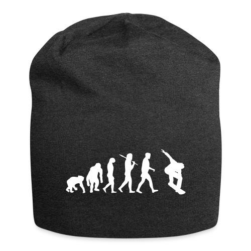 evolution_of_snowboarding - Jersey-Beanie