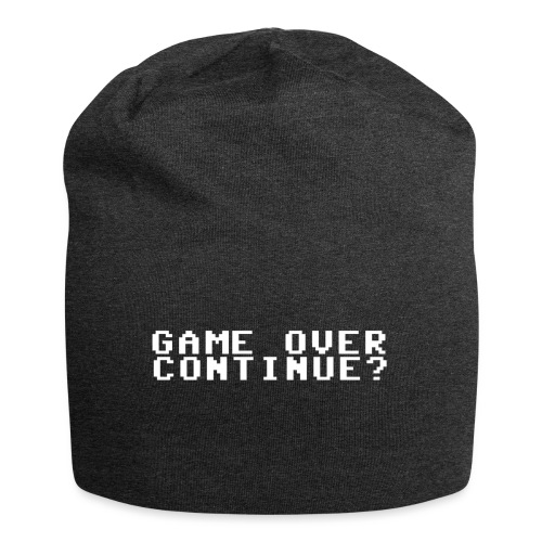 Offisiell Tullerusk Merch: Game over continue? - Jersey-beanie