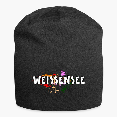Weissensee - Jersey-Beanie