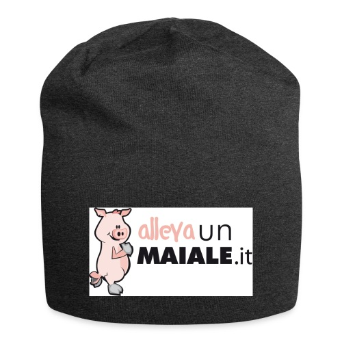 Allevaunmiale.it - Beanie in jersey