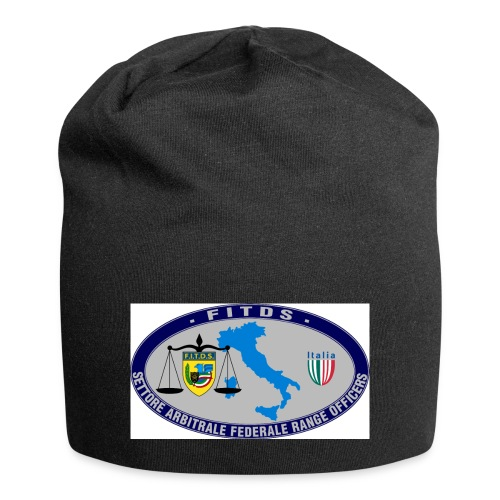 Logo SAFRO - Beanie in jersey