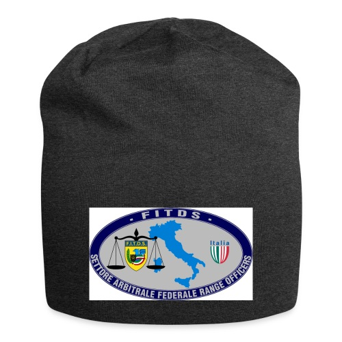 Logo SAFRO - Beanie in jersey