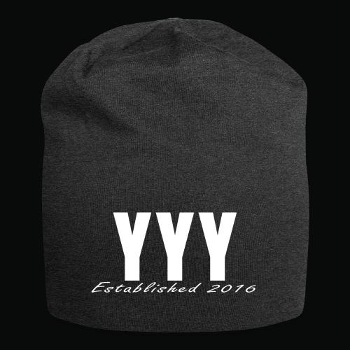 'Snapback Edition' YYY Apparel Design - Jersey Beanie