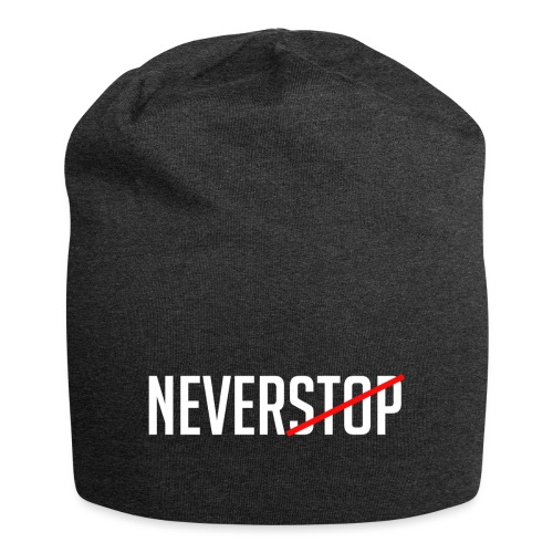 Neverstop - Jersey-Beanie