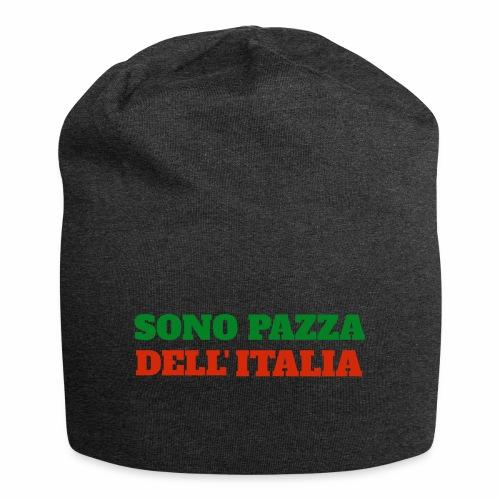 Sono Pazza dell'Italia - Bonnet en jersey
