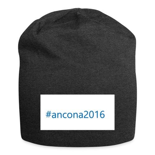 #ancona2016 - Gorro holgado de tela de jersey