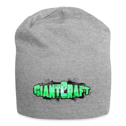 Herre T-shirt - GiantCraft - Jersey-Beanie