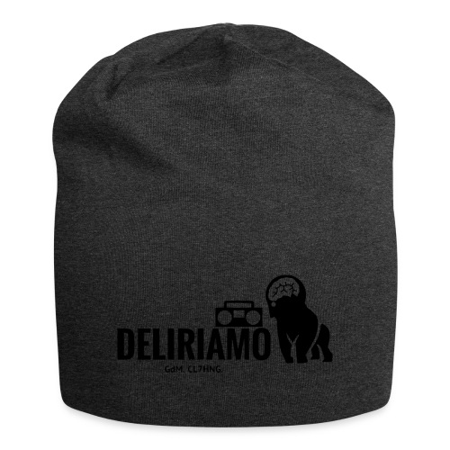 DELIRIAMO CLOTHING (GdM01) - Beanie in jersey