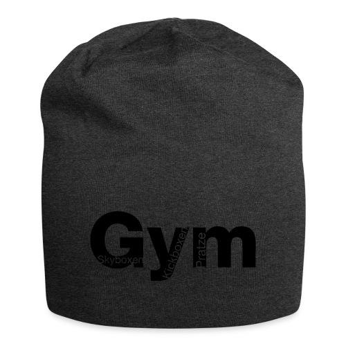 Gym Black - Jersey-Beanie