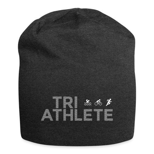 Triathlet Laufshirt Geschenk für Triathleten - Jersey-Beanie