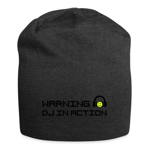 Warning DJ in Action - Jersey-Beanie