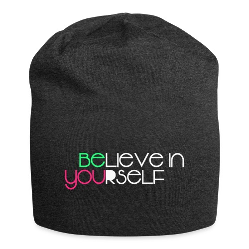 be you - Beanie in jersey