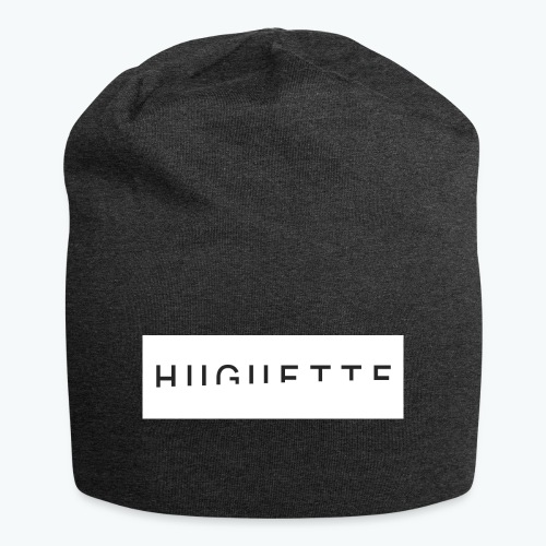 Huguette - Bonnet en jersey