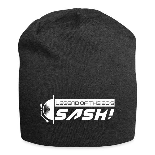DJ SASH! Turntable Logo - Jersey Beanie