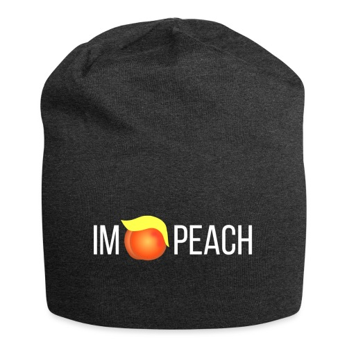 IMPEACH / Light Unisex Hoodie Sweat - Jersey Beanie