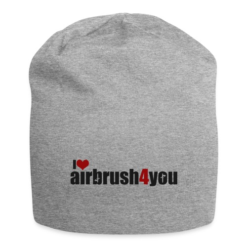 I Love airbrush4you - Jersey-Beanie