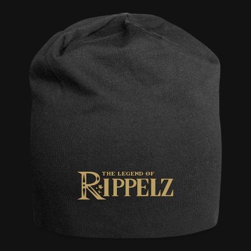 Rippelz - The Legend of Rippelz (Schriftzug only) - Jersey-Beanie