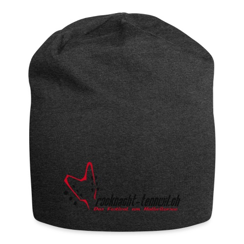 Rocknacht Original Logo - Jersey-Beanie