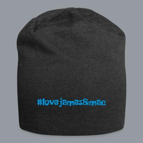 #lovejames&mac - Jersey-Beanie