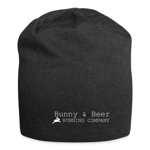 Bunny & Beer - white! - Jersey-Beanie