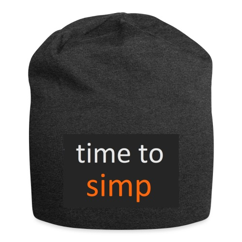 simping time - Jersey-Beanie