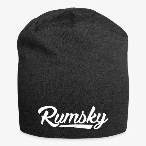Rumsky-logo - Jersey-Beanie
