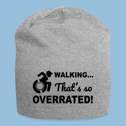 Walkingoverrated2 - Jersey-Beanie