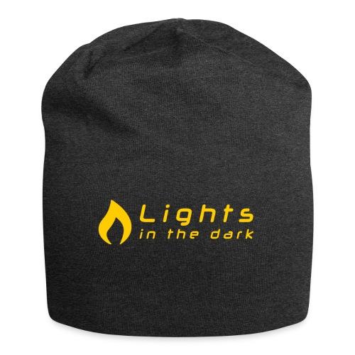 Lights in the Dark - officiel (simple) - Bonnet en jersey