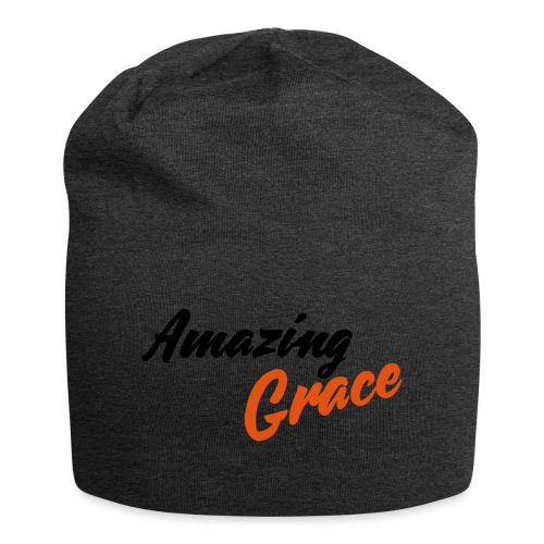amazing grace - Bonnet en jersey