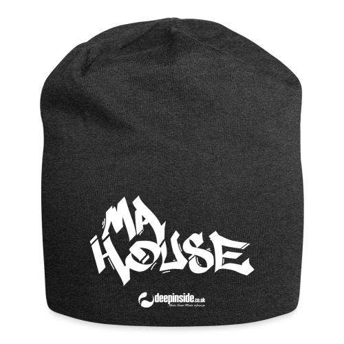 My House * by DEEPINSIDE - Jersey Beanie