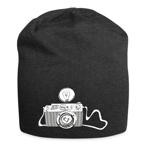 S33 camera-smile - Jersey-Beanie