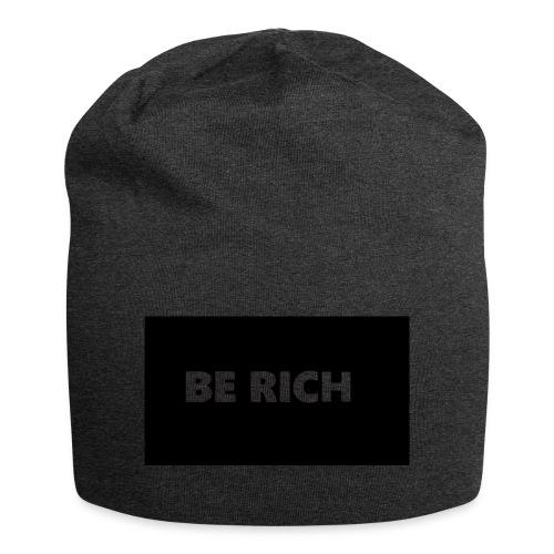 BE RICH REFLEX - Jersey-Beanie