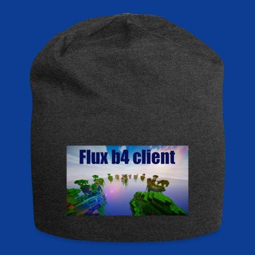 Flux b4 client Shirt - Jersey Beanie