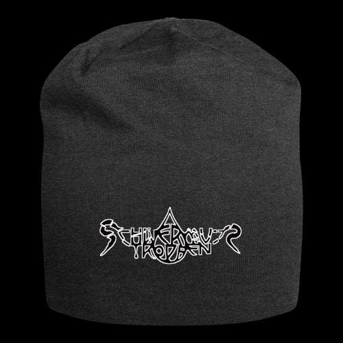 Schwermutstropfen Logo - Jersey-Beanie